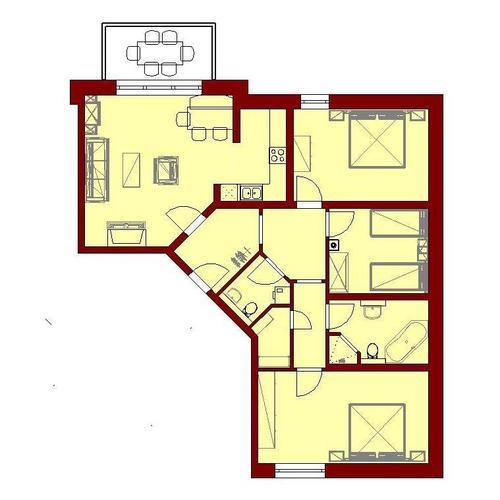 Wohnung Wolgast